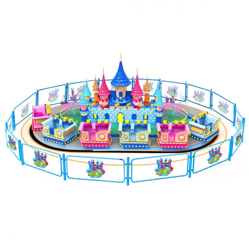 18座城堡射水